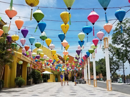 Post-Lockdown Fun: Vinpearl Land, Nam Hoi An with Kids (video)
