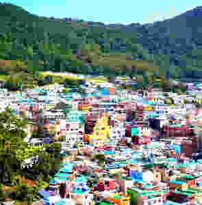 Colourful Cultural Village, Busan, South Korea
