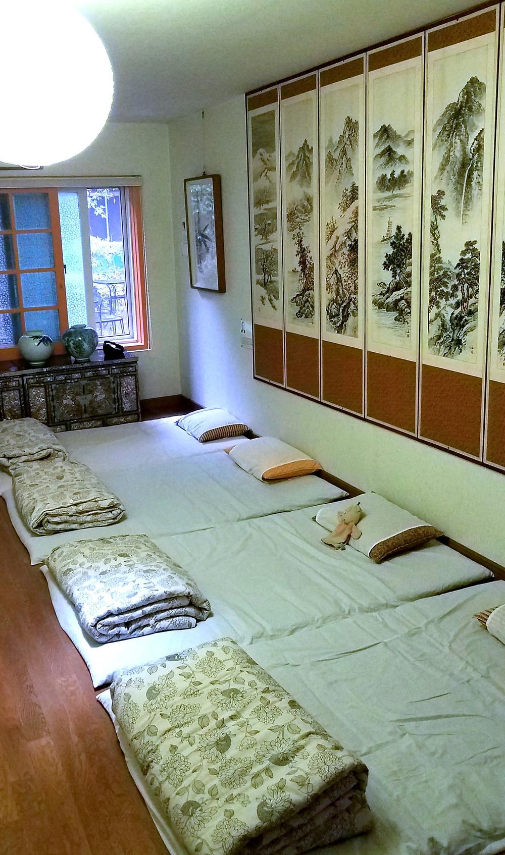 Jeonju guesthouse, hanok village