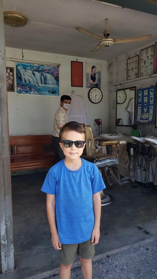 Chiang Mai Barbershop
