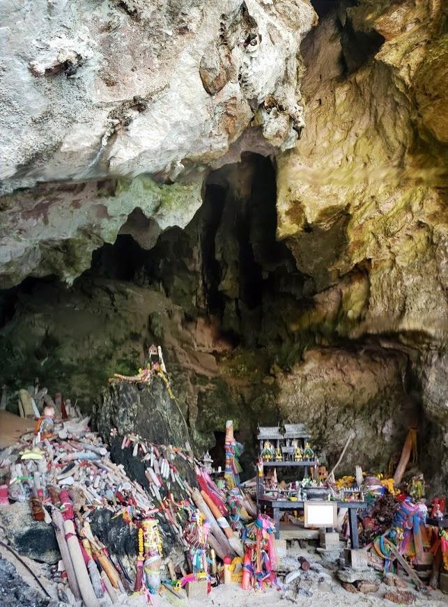 Phra Nang Cave, Krabi, Thailand