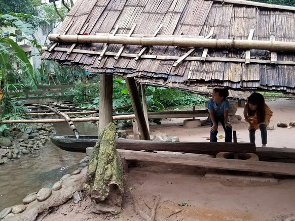 Things to do with kids in Hanoi - Museum of Ethnology