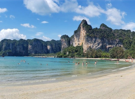 THAILAND - 1 week in AO NANG, KRABI, with KIDS