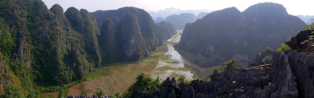Hang Mua view point, Ninh Binh