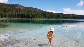 Camping in KENTUCKY- ALLEYNE Provincial Park, B.C.
