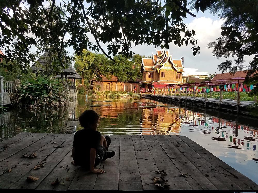 Chiang Mai, Thailand, beautiful temples