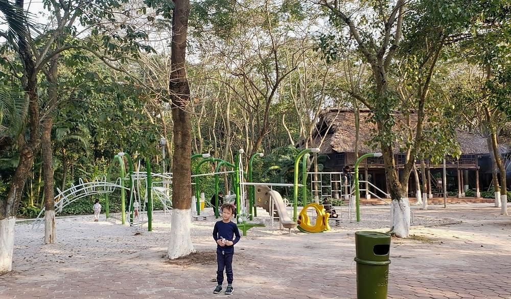 Playground at Hanoi Ecopark
