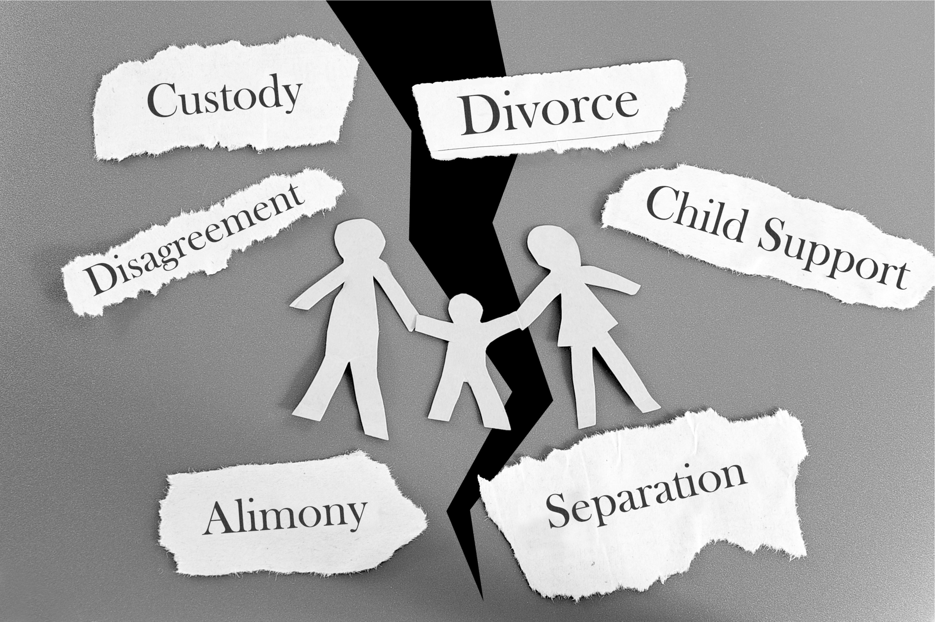 Family Law - Divorce, Child Support