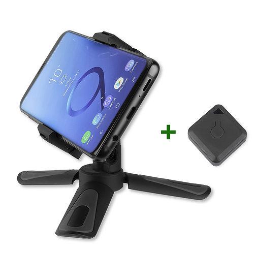 4smarts Tripod Pocket mit Bluetooth Controller schwarz