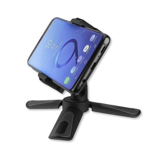 4smarts Stativ Pocket für Smartphones schwarz