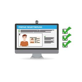 Prepaid Registrierung