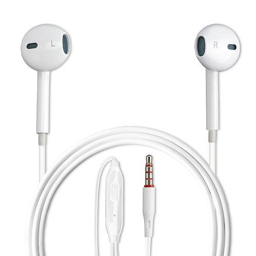 4smarts Kopfhörer Melody Lite 3,5mm weiß