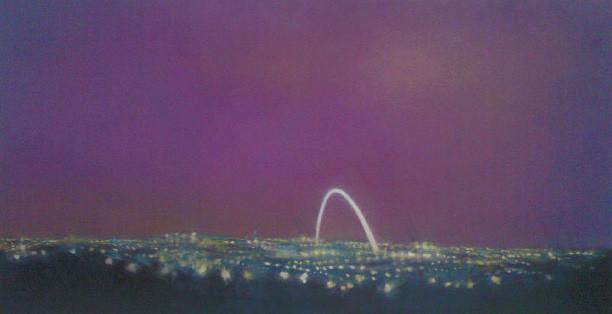 Wembley at Night