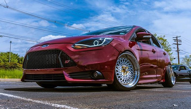 Beautiful Ford Focus ST from the _fireho