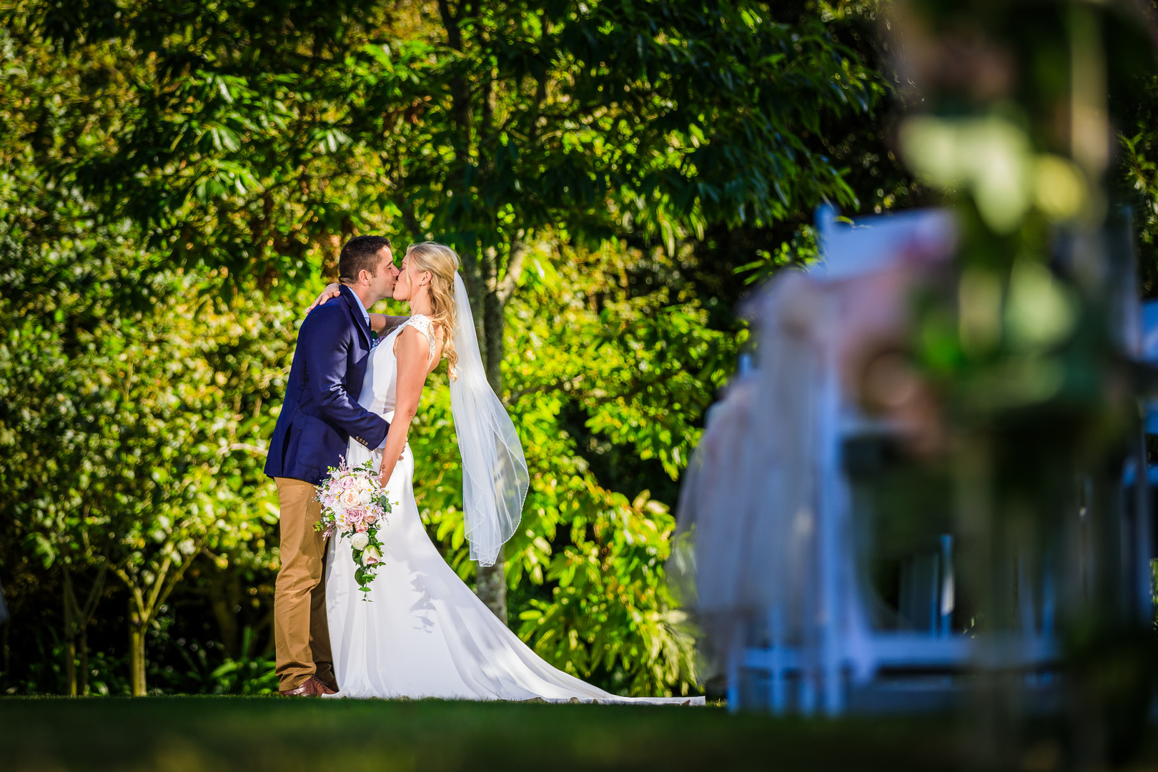 Guernsey Wedding Photography The Farmhouse
