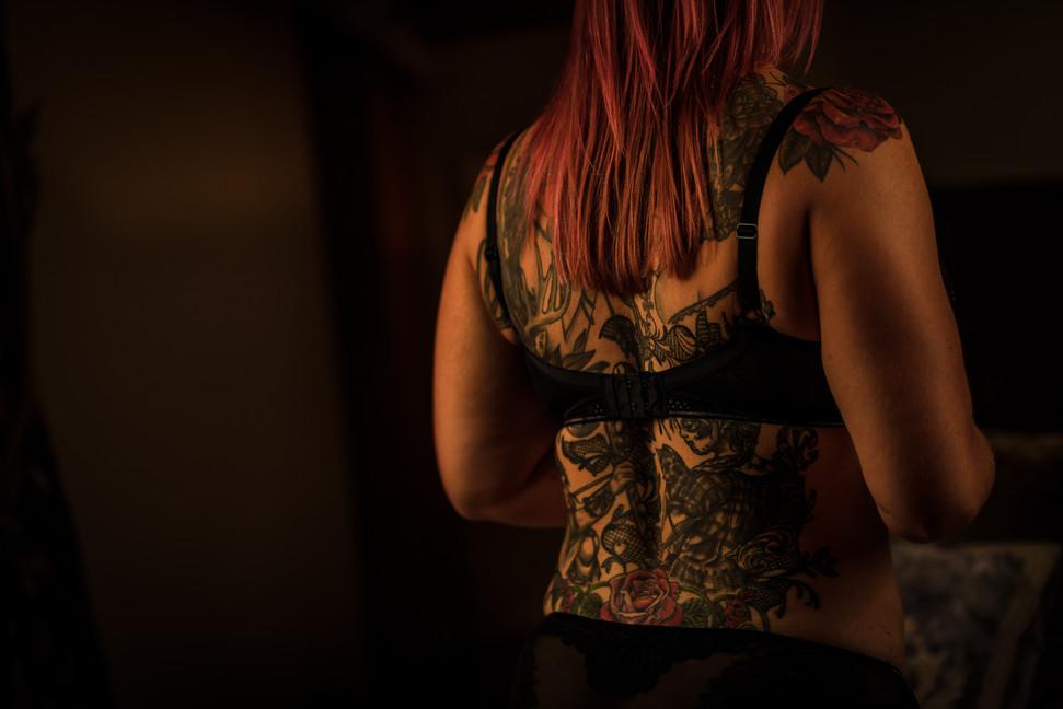 Guernsey Boudoir Sexy Photographer