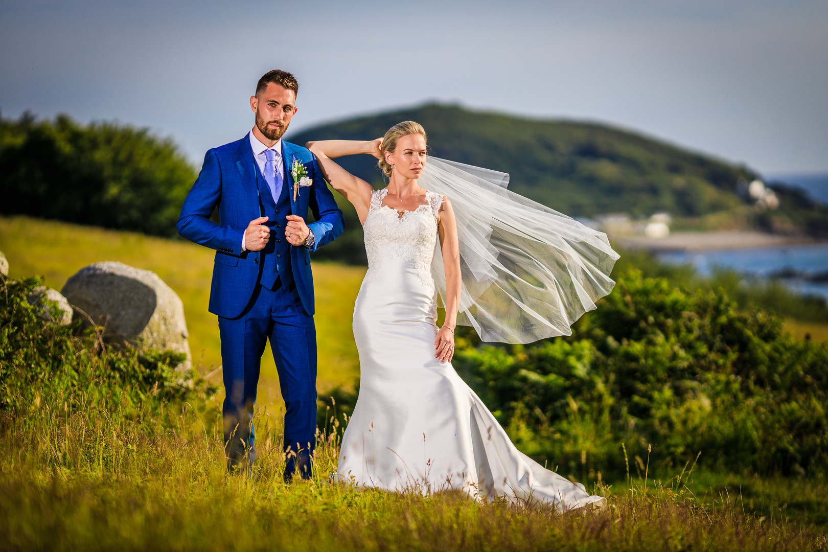 Guernsey Wedding Photographers in Herm
