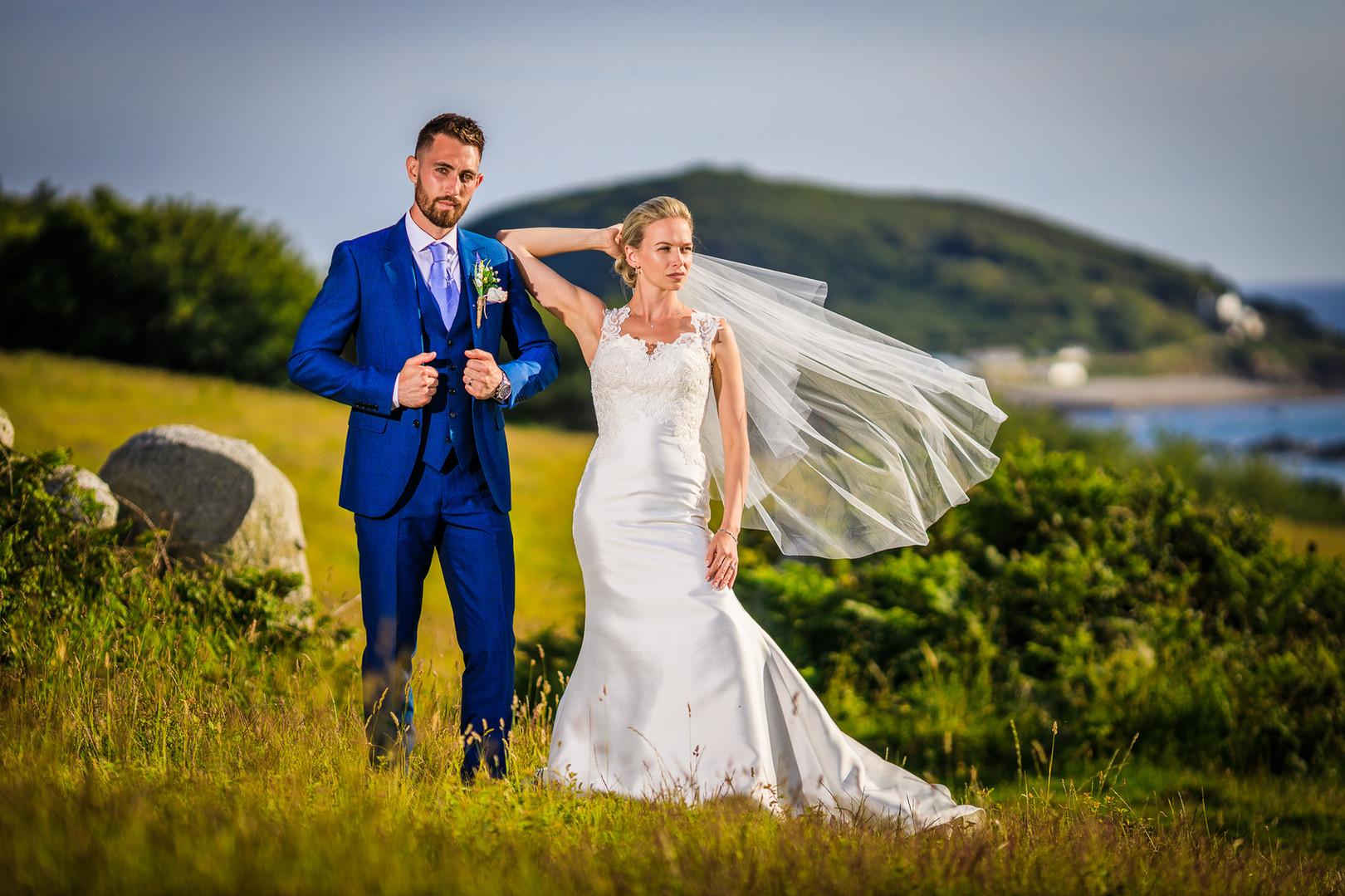 Guernsey Wedding Photographers in Herm
