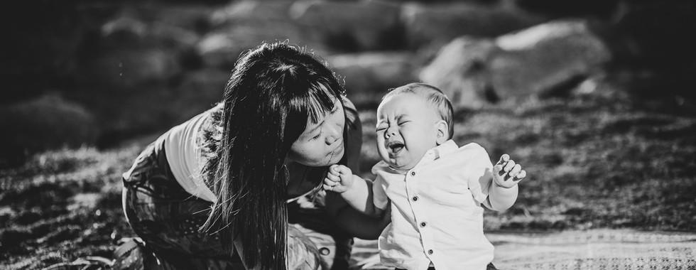 Evoke Baby Newborn Portrait Photography - Guernsey Photographer