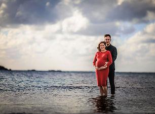 Evoke Baby Maternity Portrait Photograph