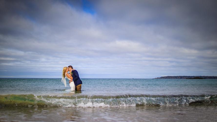Guernsey Wedding Photography Herm