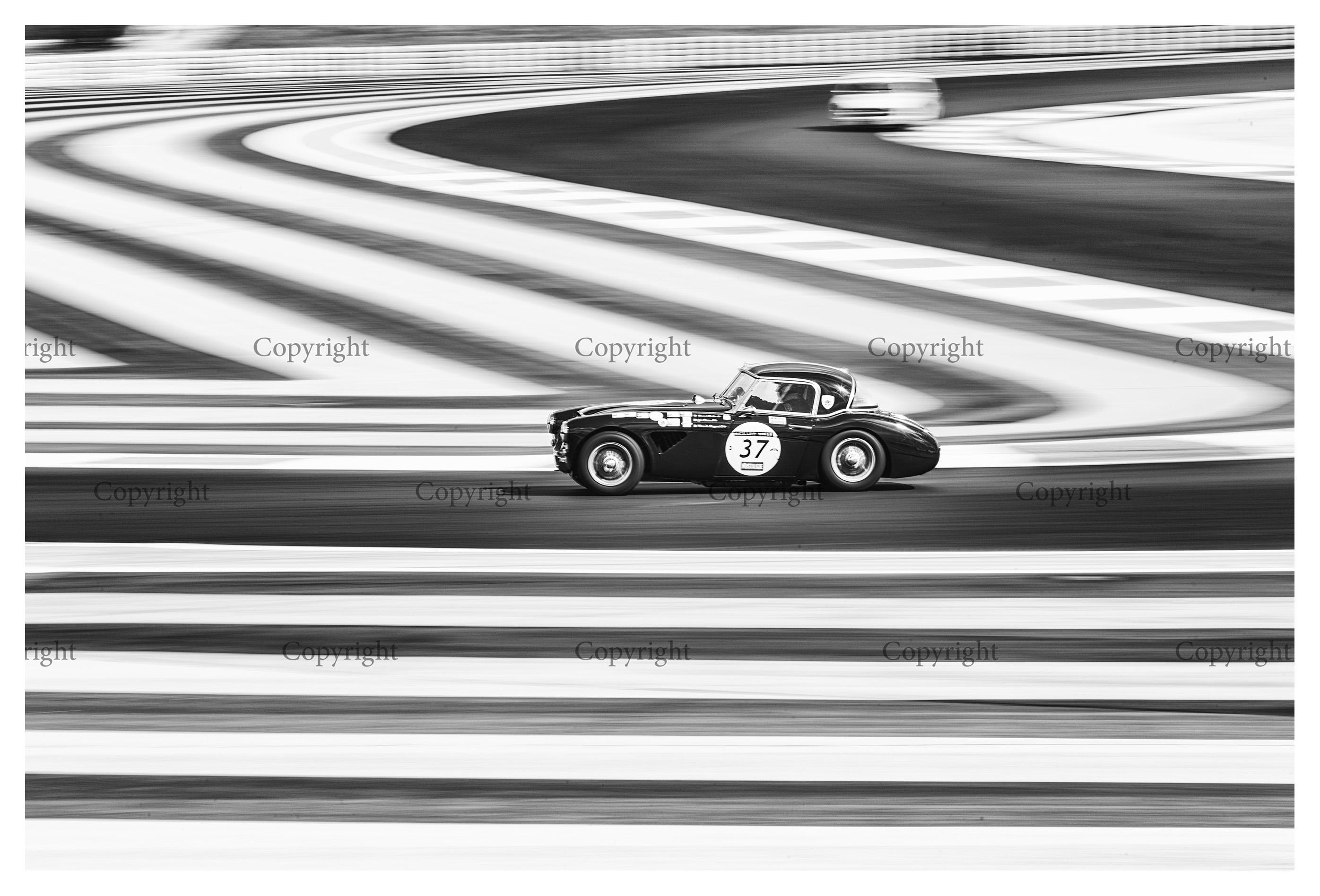 Austin Healey 3000 MK2 (1962)