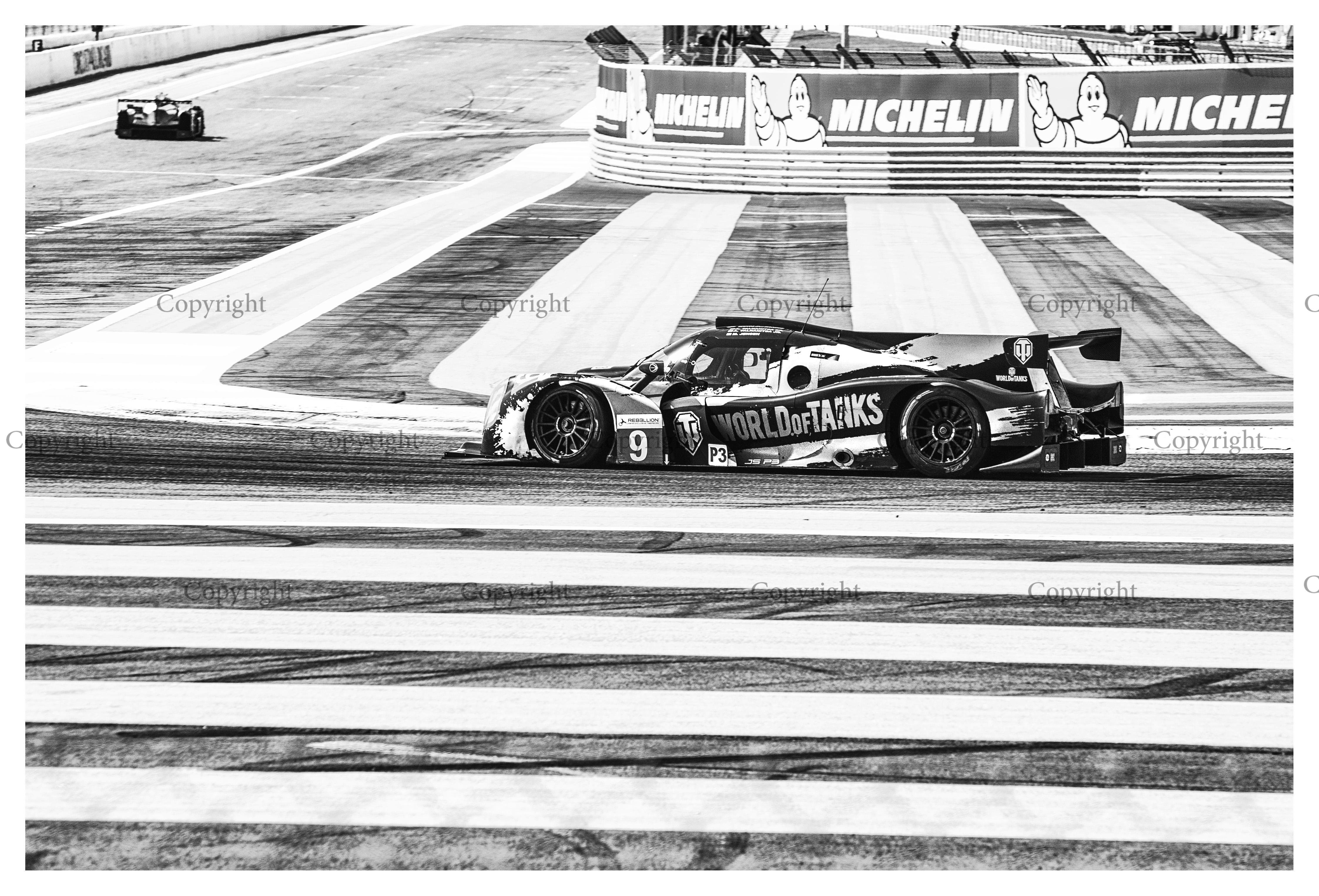 Ligier JS P3 -2