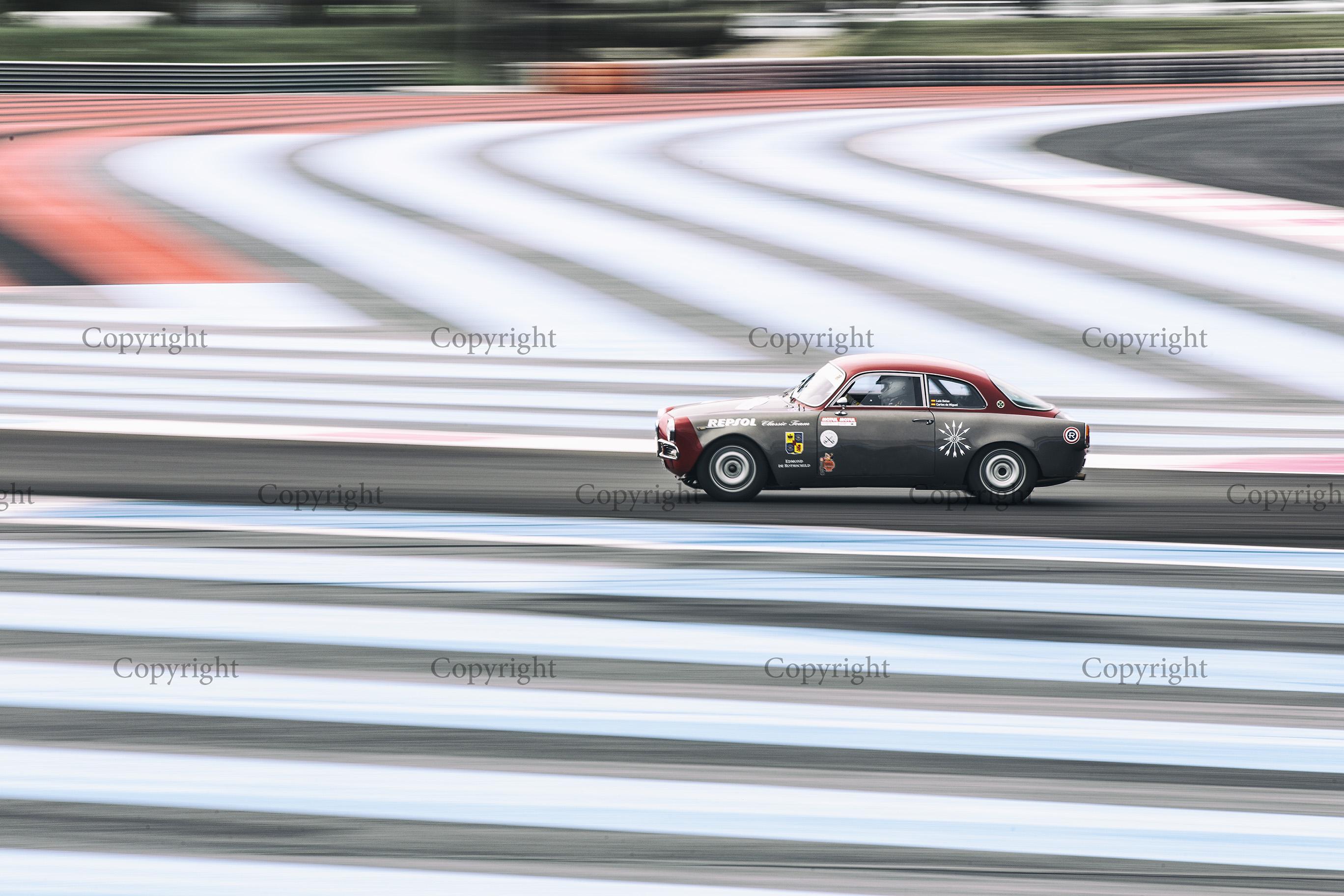 Giulietta Sprint 1957 +