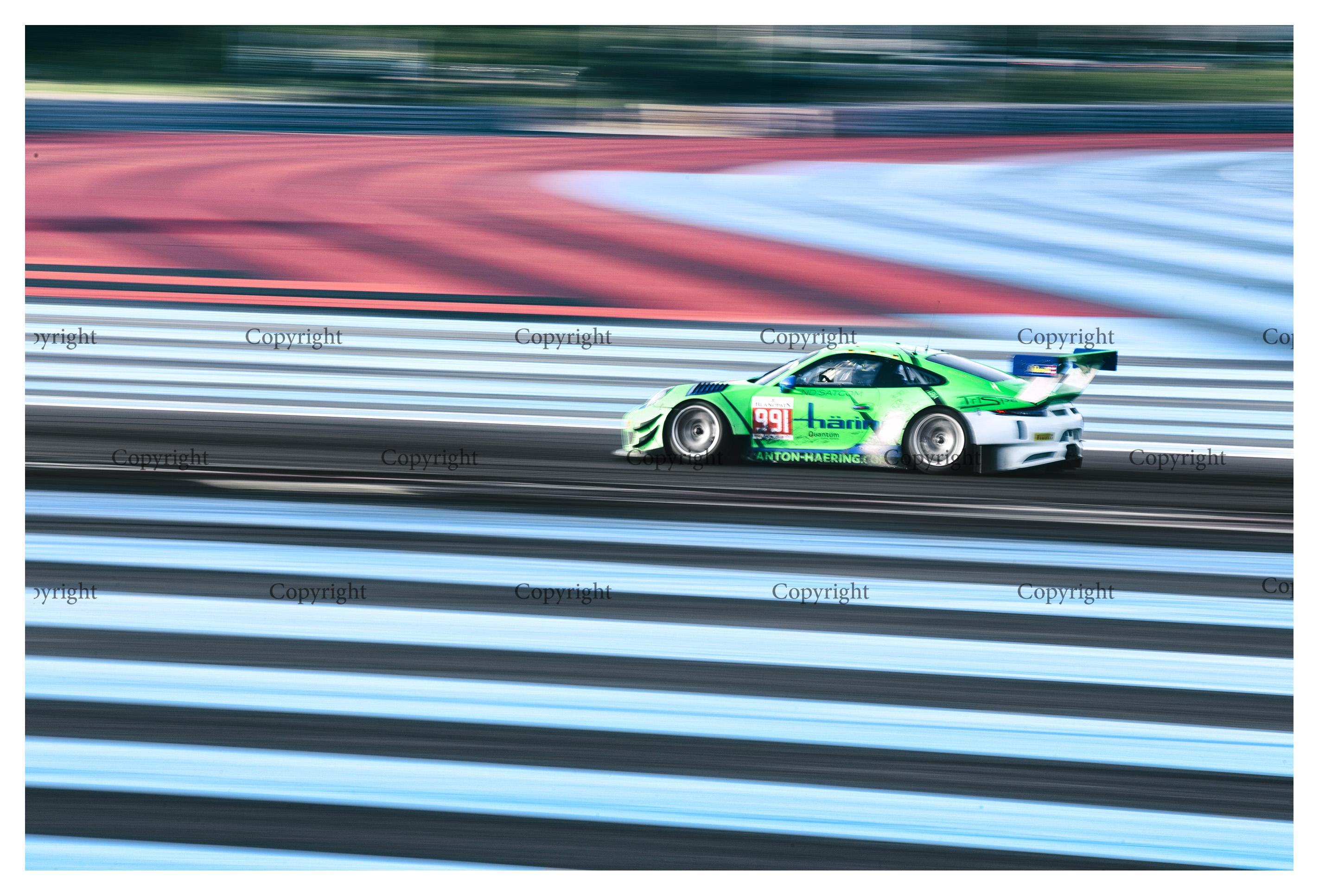991 911 GT3 R 5