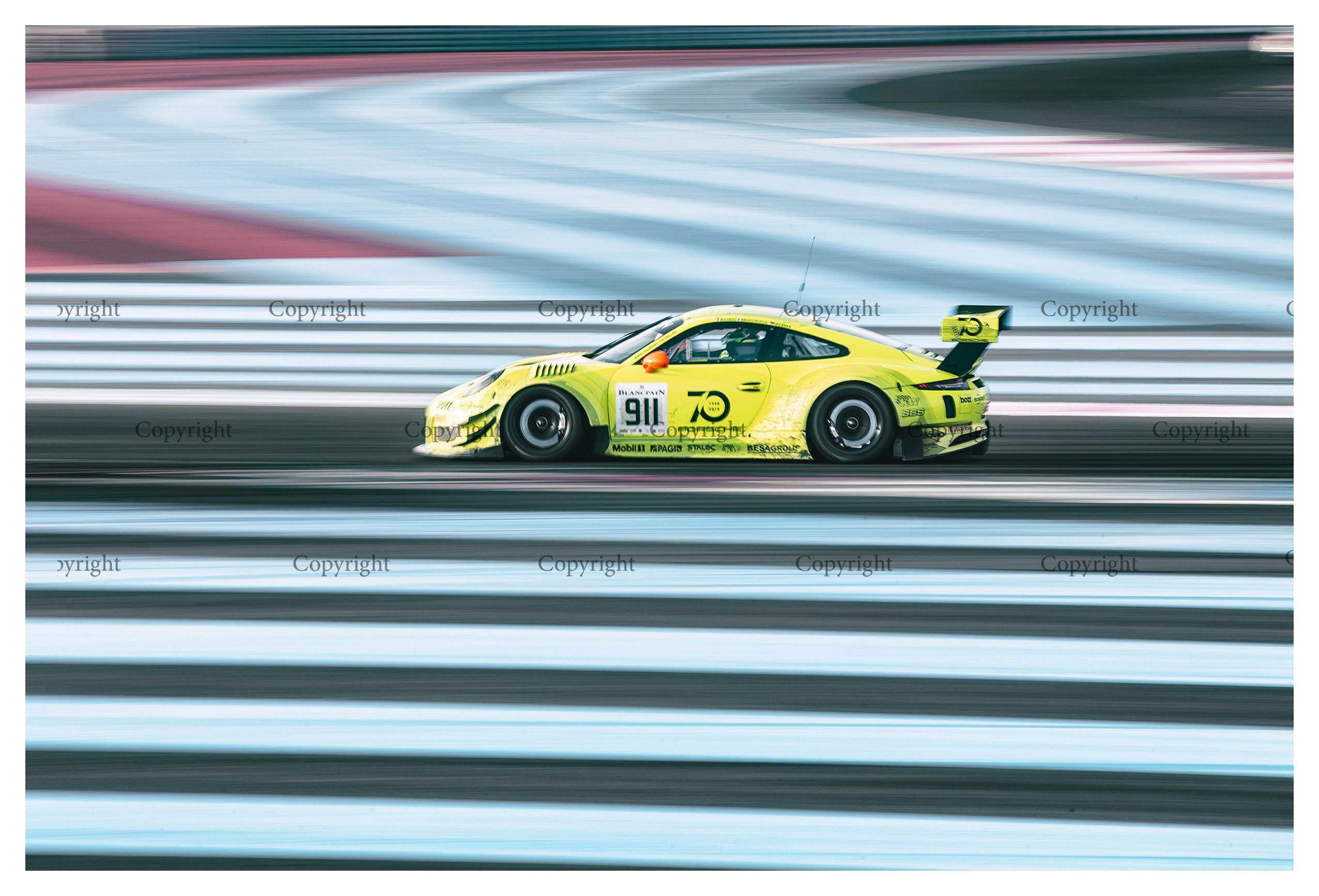 911 911 GT3 R 2