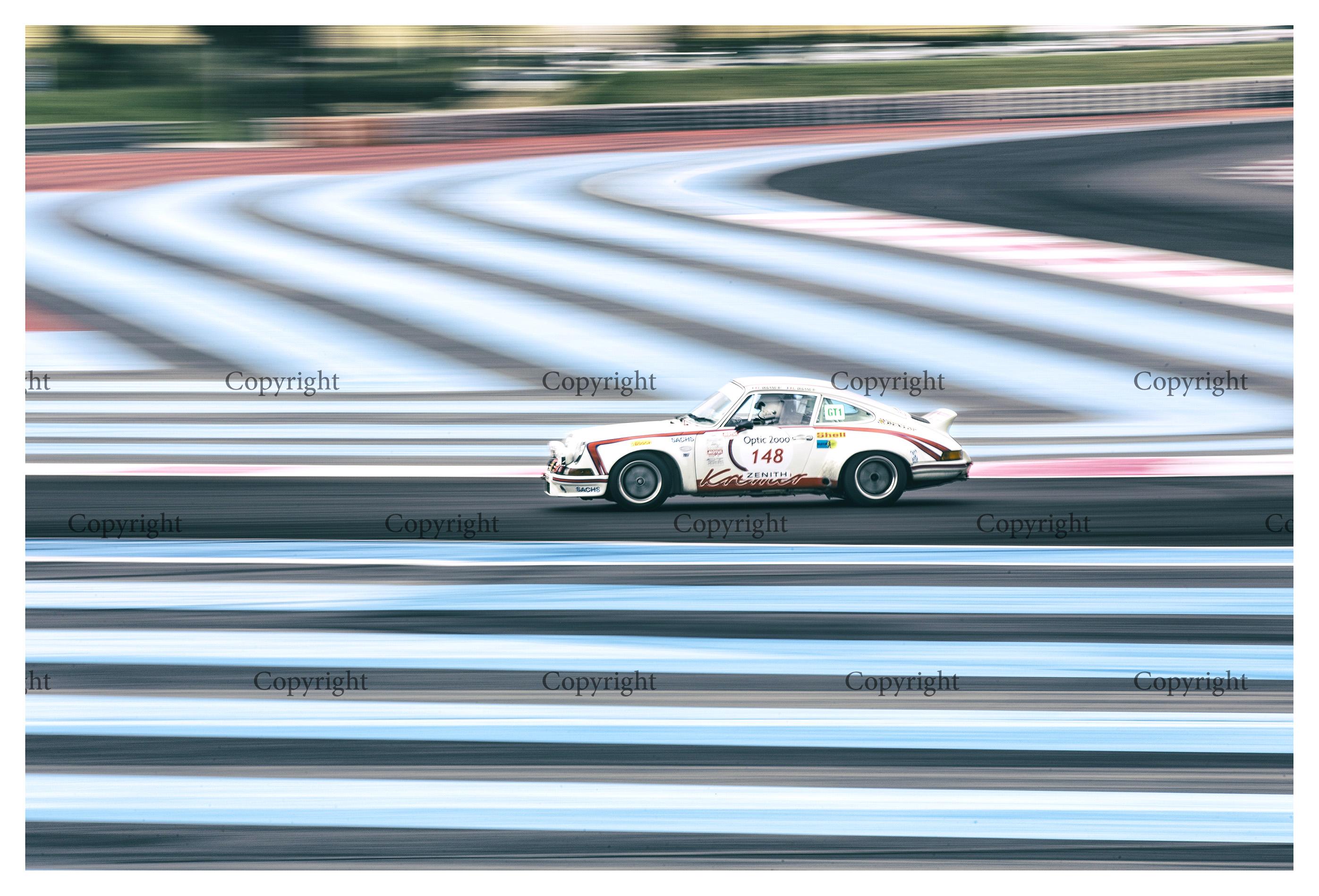 911 Carrer RSR 2.8L 1973