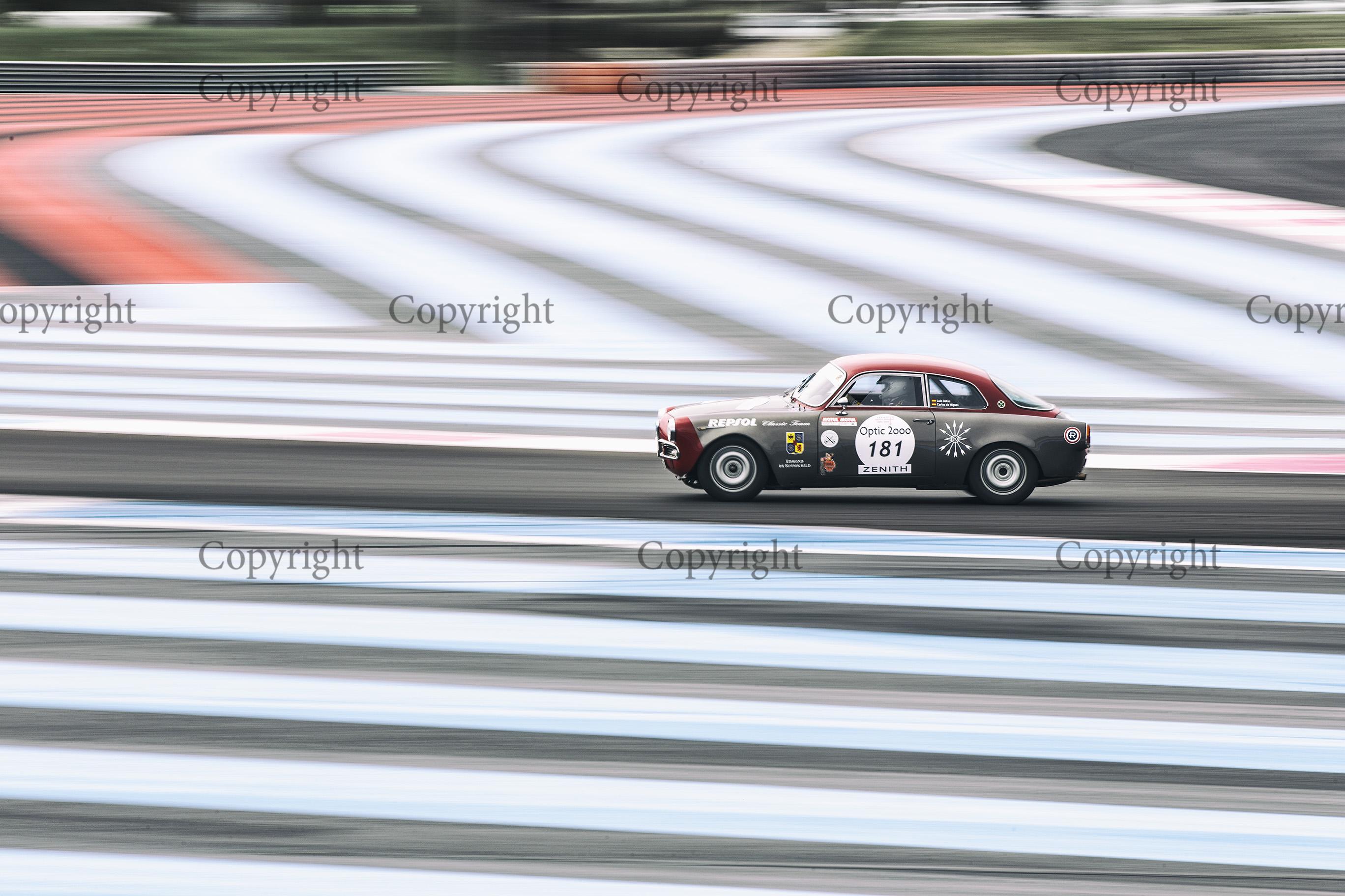 Giulietta Sprint 1957