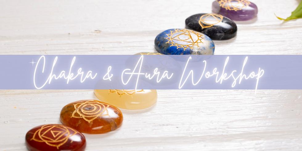Chakra & Aura Workshop