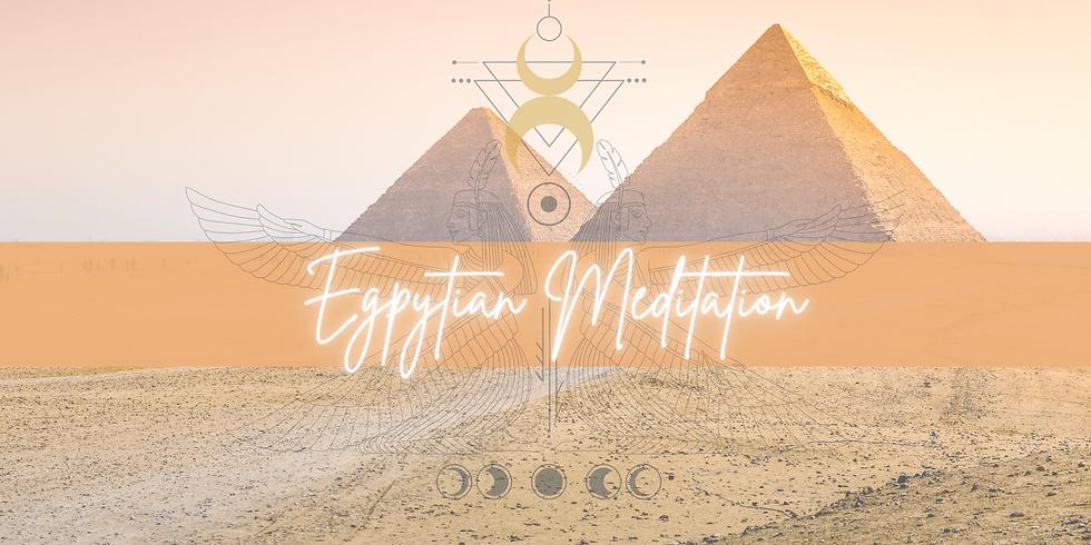 Egyptian Meditation