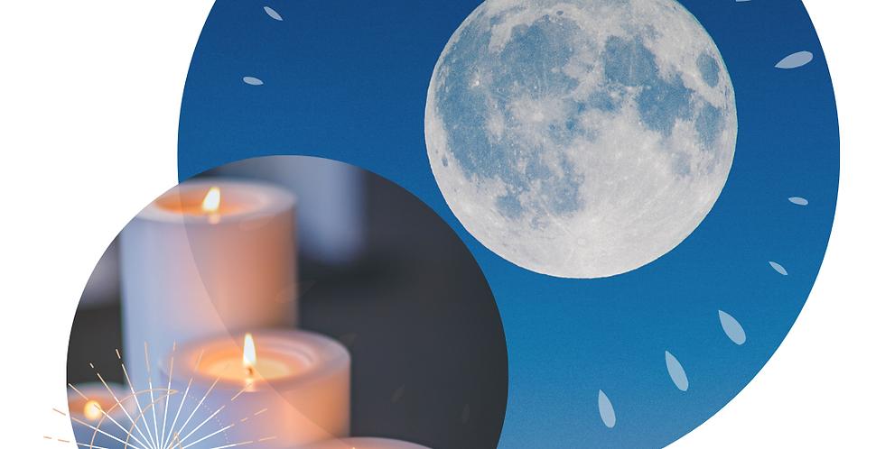 Full Moon Manifestation