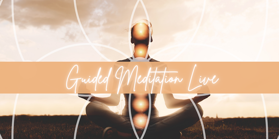 Guided Mediation: Live!