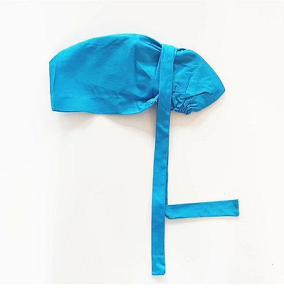 Turquoise Female Tie Back