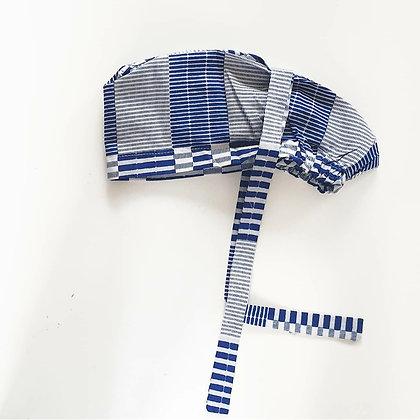 Kente Female Tie Back