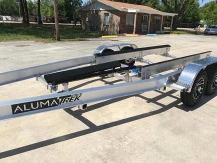 AlumaTrek Aluminum Boat Trailer