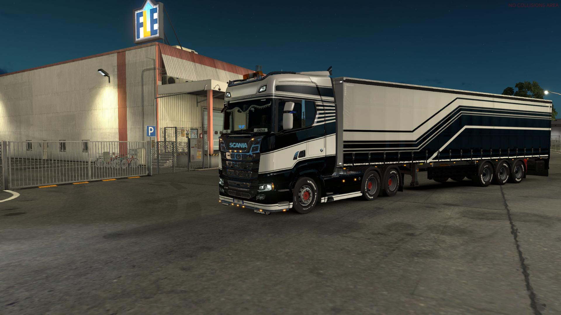 Camion jordan