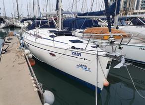 Achamit B'Yam – Sailing
