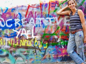 Yael Aisenthal - Creative Graffiti Tours & Photography