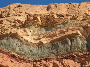 Amram's Pillars and Black Canyon