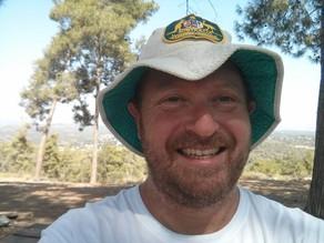 Aussie Guide in Israel
