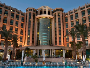 Hilton Eilat Queen of Sheba Hotel