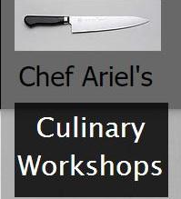 Chef Ariel's Culinary Workshops