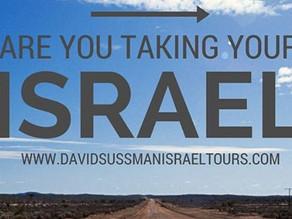 David Sussman Israel Tours