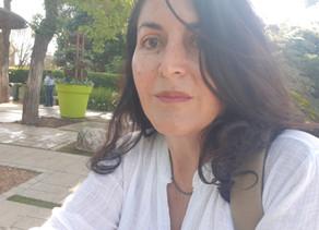 Tour guide Myriam Kadouch