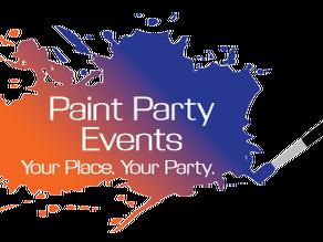 Paint Party Events
