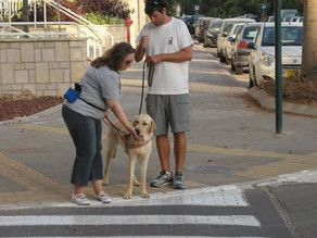 Israel Guide Dog Center for the Blind
